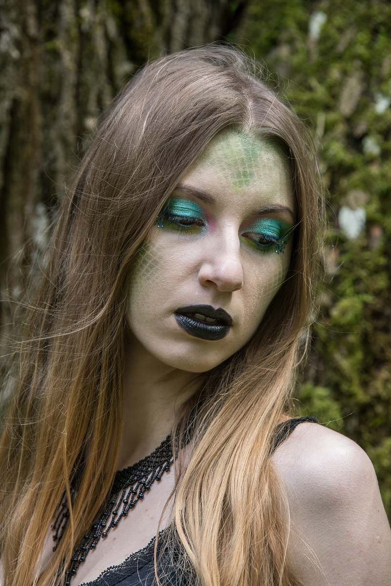 Makijaż artystyczny lublin