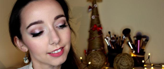 Prosty Szybki I Efektowny Makijaż świąteczny Krok Po Kroku