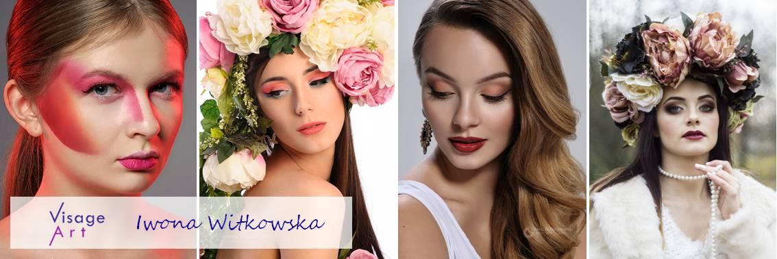 Makijaż ślubny Lublin - Visage Art Iwona Witkowska
